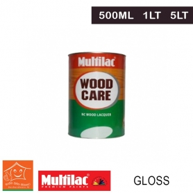 Multilac Nc Wood Lacquer Gloss
