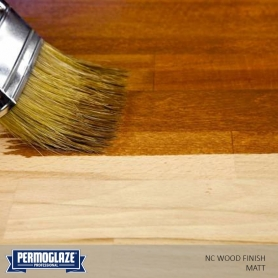 Permoglaze NC Wood Finish - Matt