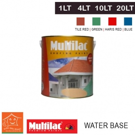 Multilac Roofing Paint – Water Based