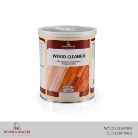 Borma Wachs Wood Cleaner Old Coatings