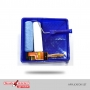 """Paint Applicator Set (1 Handle, 2 Rollers (9"""") & 2"""" Brush With Tray)"""