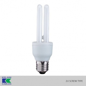 Kelani CFL Bulb 2U Screw Type