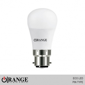 Orange ECO LED Pin Type