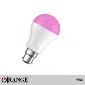 Orange Deco LED Pin Type Pink