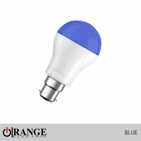Orange Deco LED Pin Type Blue