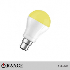 Orange Deco LED Pin Type Yellow