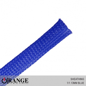 Orange Sheathing Blue 100M