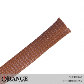 Orange Sheathing Brown 100M