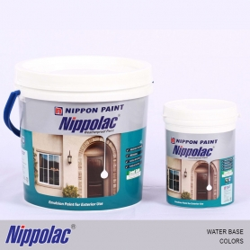 Nippolac Water Base Enamel White & Colors