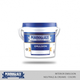 Permoglaze Interior Emulsion Neutrals & Creams - Colors