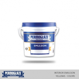 Permoglaze Interior Emulsion Orange - Colors