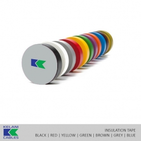 Kelani Insulation Tape Colors Available