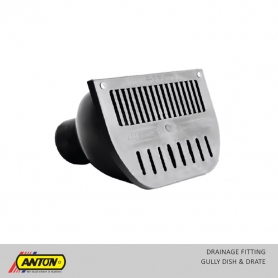 Anton Drainage Fittings - DR/G-Dish-Grate