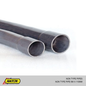 Anton Non Type Pipe - 6m x 110mm