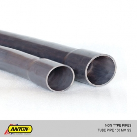 Anton Non Type Tube Pipe - 160mm SS