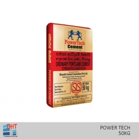 POWER TECH Cement 50KG