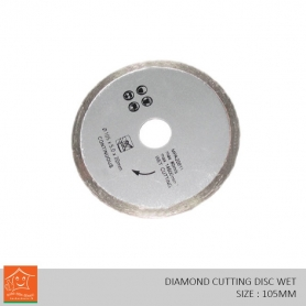 Diamond Cutting Disc Wet (105mm)