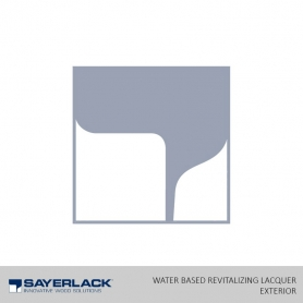Water Based Revitalizing Lacquer For Exterior