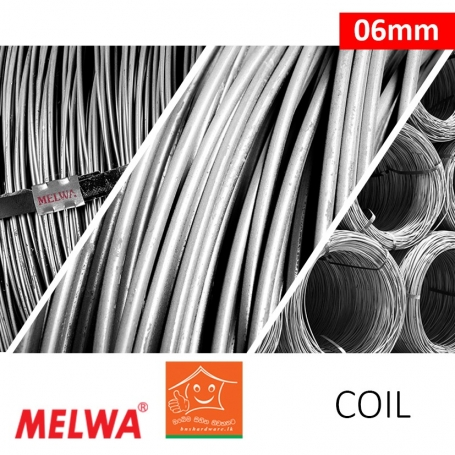 Melwa Steel 06mm Coil