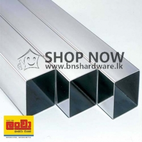 "Lanwa GI - Square Tube 3/4"" x 1 1/2"" (20mm x 40mm)"