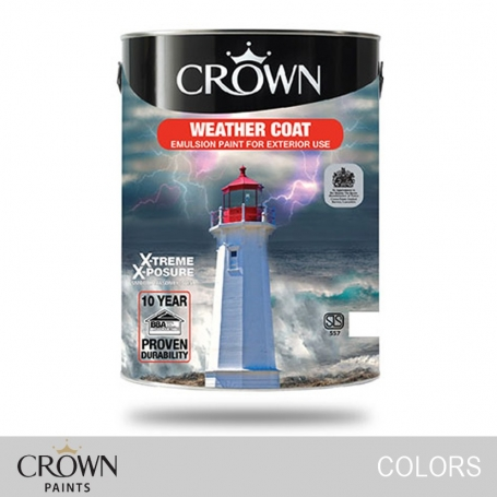 Crown Weathercoat Extreme Expose Color