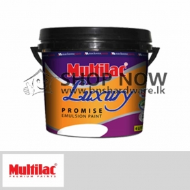 Multilac Luxury Promise Weather- Tuff Emulsion - Briliant White & Colours