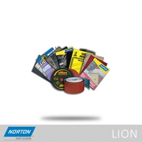 "Norton Lion Canvas Roll XX (6"")"