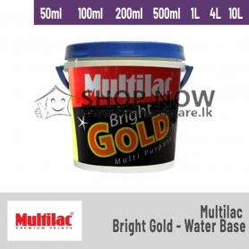 Multilac Bright Gold - Water Base