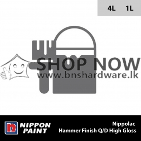 Nippolac Hammer Finish Q/D High Gloss