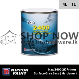 Nax 240 2K Primer Surface Gray ( Hardener )