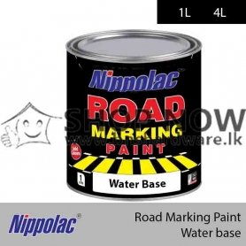 Nippolac Road Marking Paint (Water Base) - White / Yellow