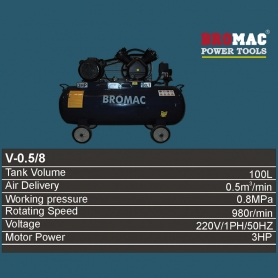 Air Compressor ( 100LTR )