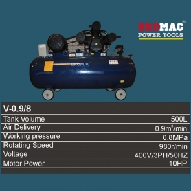 Air Compressor ( 500LTR )
