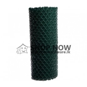PVC Coated Chain Link (Gauge 12 Black Color)