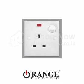 X5 13A S/Socket Outlet W/Neon