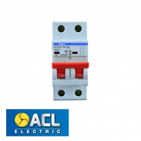 ACL - Isolator 40A Double Pole