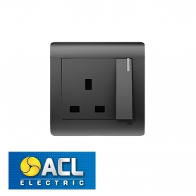ACL - EG Switched Socket Outlet Colour 13A