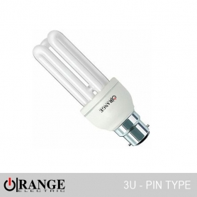 Wireman Orange CFL Pin Type 3U