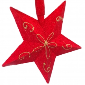 Dust Star (Red)