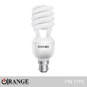 Wireman Orange CFL Pin Type Spiral