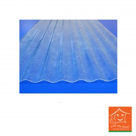 Fiber Glass Corrugated  Sheet