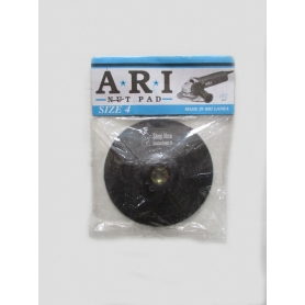 Rubber Nut Pad (Grinding Pad)