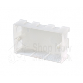 Polycrome Mounting Box- Shaver /Cooker