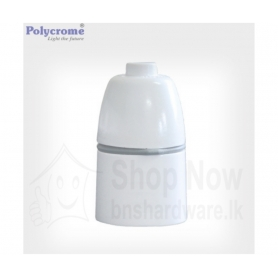 Polycrome Lamp Holder pendent (Pin Type)