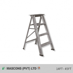 Aluminum Folding Type Ladders