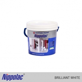 Nippolac Emulsion - Vinyl Brilliant White