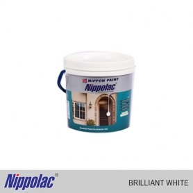 Nippolac Weatherproof Brilliant White