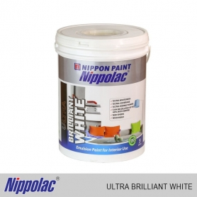 Nippolac Emulsion - Ultra Brilliant White