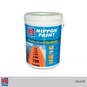 Nippon Weatherbond Algae Guard Colors (Exterior Use)