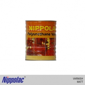 NIppolac Varnish Polyurethane Matt